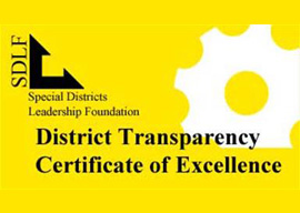 SDLF Transparency Award