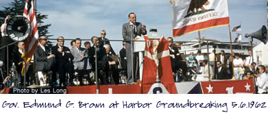 Harbor Dedication
