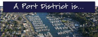 A Port District is a Port District